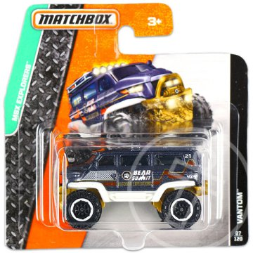 Matchbox MBX Explorers Vantom