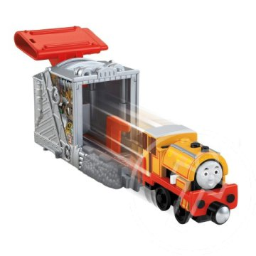 Thomas: Take-N-Play Bill mozdony kilövővel - Fisher-Price