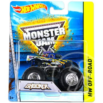 Hot Wheels Off-Road: Monster Jam terepjárók - Shocker