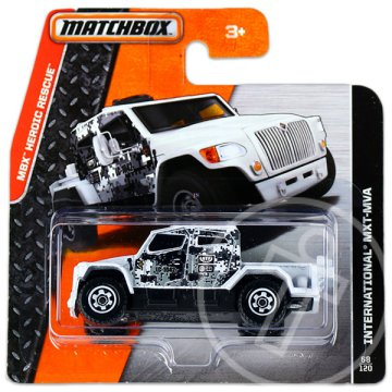 Matchbox: MBX Heroic Rescue: International MXT-MVA