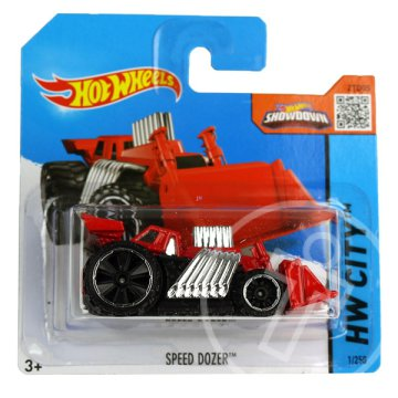 Hot Wheels City: Speed Dozer kisautó 2