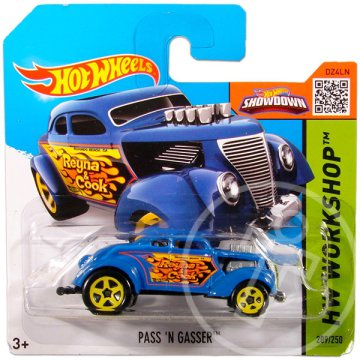 Hot Wheels Workshop: Pass N Gasser kisautó