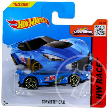 Hot Wheels Race: Corvette C7R