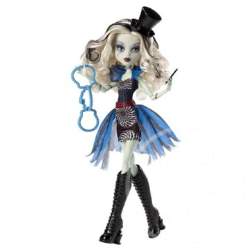 Monster High: Széprém baba Frankie Stein