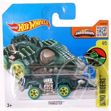 Hot Wheels: Fangster kisautó 1/64 - Mattel