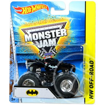 Hot Wheels Off-Road: Monster Jam terepjáró - Batman 2