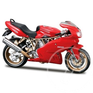 Bburago: Ducati 900 SuperSport motor modell 1/18