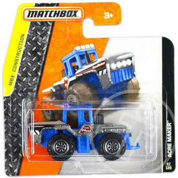 Matchbox MBX Construction Acre Maker