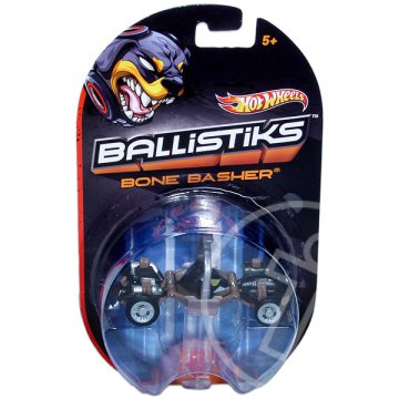 Hot Wheels: Hot Wheels Ballistiks jármű - Bone Basher kisautó