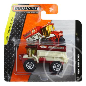 Matchbox: MBX Construction: MBX FRM 6000 kisautó 2