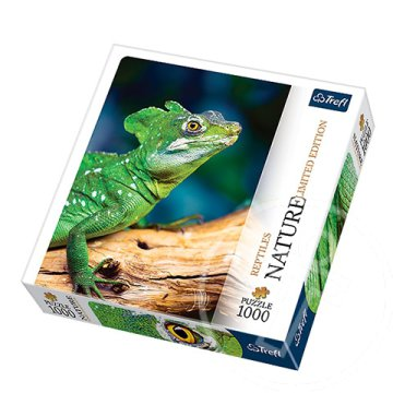 Nature Limited Edition - Leguán puzzle 1000db-os - Trefl