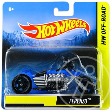 Hot Wheels: Street Power motorok - Ferenzo