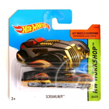 Hot Wheels: Screamliner kisautó 1/64 - Mattel