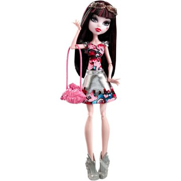 Monster High: Boo York alap babák - Draculaura