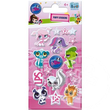 Littlest Pet Shop 3D matrica