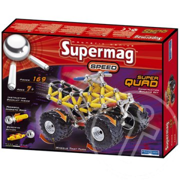 Supermag: Speed super quad mágneses jármű