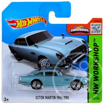 Hot Wheels Workshop: Aston Martin 1963 DB5