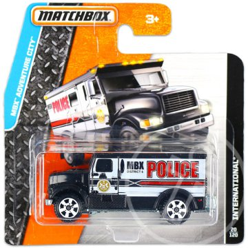 Matchbox MBX Adventure City - International