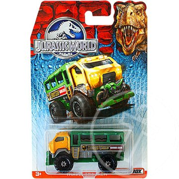 Matchbox: Jurassic World Travel Tracker kisautó 1/64 - Mattel