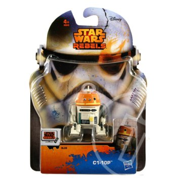 Star Wars: Rebels mini figura - C1-10P