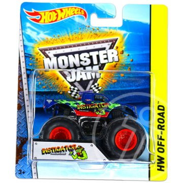 Hot Wheels Off-Road: Monster Jam terepjárók - Instigator (Paul Breaud)