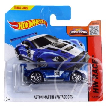 Hot Wheels Race: Aston Martin Vantage GT3 kisautó