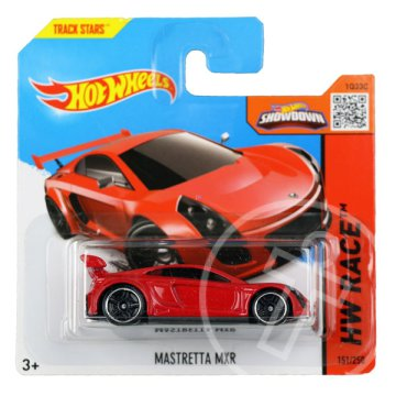 Hot Wheels Race: Mastretta MXR kisautó 3