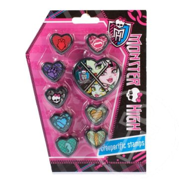 Monster High nyomdaszett