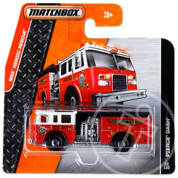 Matchbox: MBX Heroic Rescue: Pierce Dash kisautó