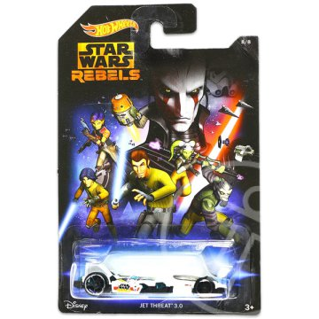 Hot Wheels: Star Wars - Jet Threath 3.0 kisautó