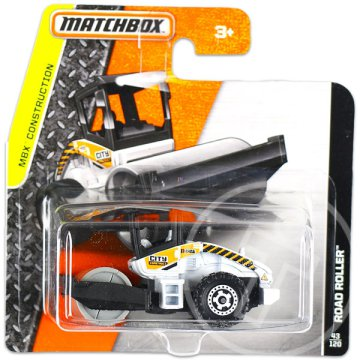 Matchbox MBX Construction Road Roller