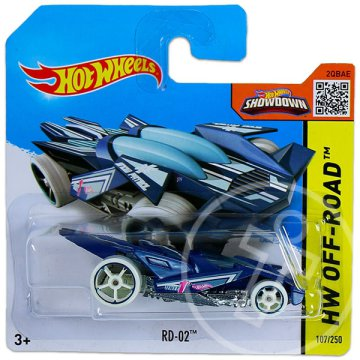 Hot Wheels Off-Road: RD-02