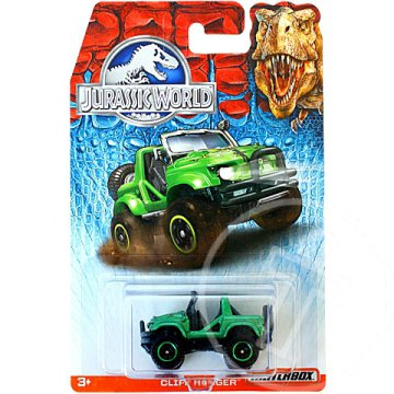 Matchbox: Jurassic World Cliff Hanger kisautó 1/64 - Mattel