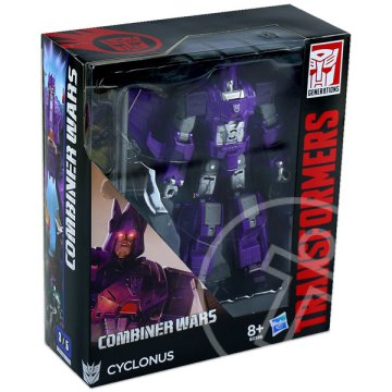 Transformers: Combiner Wars - Cyclonus