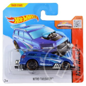 Hot Wheels Race: Nitro Tailgater kisautó