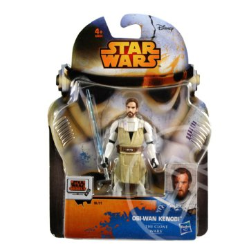 Star Wars: mini figura - Obi-Wan Kenobi