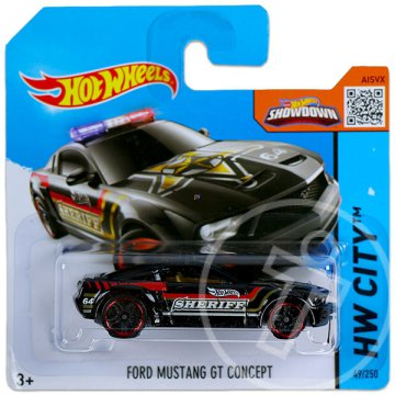 Hot Wheels City: Ford Mustang GT Concept