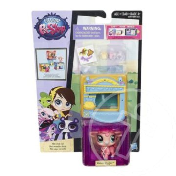 Littlest Pet Shop: Mini Style szett Wanda Woolsey báránnyal - Hasbro