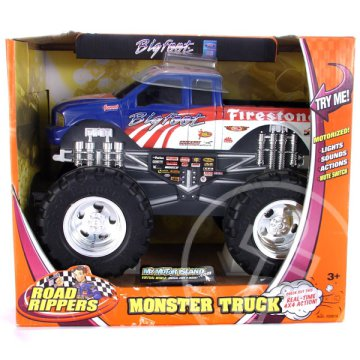 Road Rippers óriás Monster Truck - Big Foot autó 36 cm