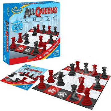 Thinkfun: All Queens Chess társasjáték