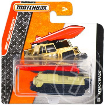 Matchbox MBX Heroic Rescue Attack Track