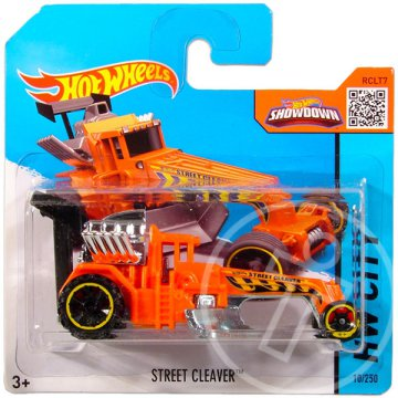 Hot Wheels City: Street Cleaver kisautó 2