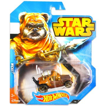 Hot Wheels: Star Wars - Wicket