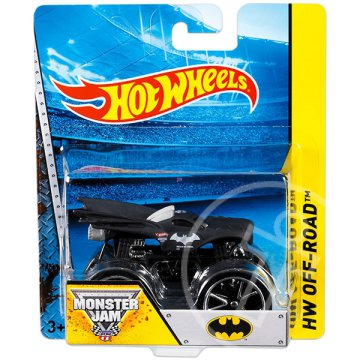 Hot Wheels Off-Road: Monster Jam terepjárók - Batman