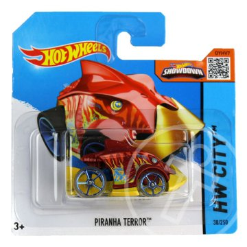 Hot Wheels City: Piranha Terror kisautó