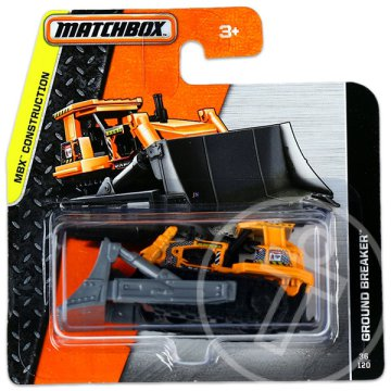 Matchbox: MBX Construction: Ground Breaker kisautó