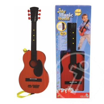 My Music World: Elektromos Country Gitár 54cm - Simba Toys