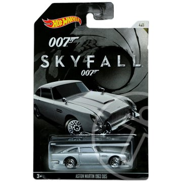 Hot Wheels 007: Aston Martin 1963 DB5