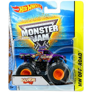 Hot Wheels Off-Road: Monster Jam terepjáró - Bad News Travels Fast