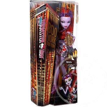 Monster High: Boo York Operetta baba - Mattel